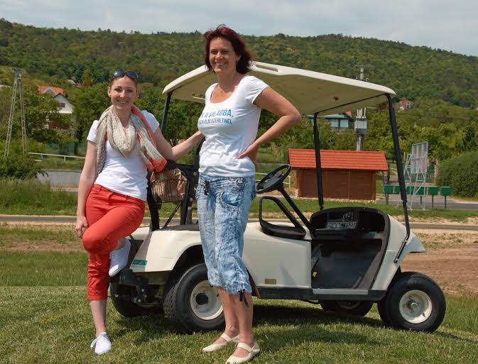 Golfkocsival - Balatongyörök