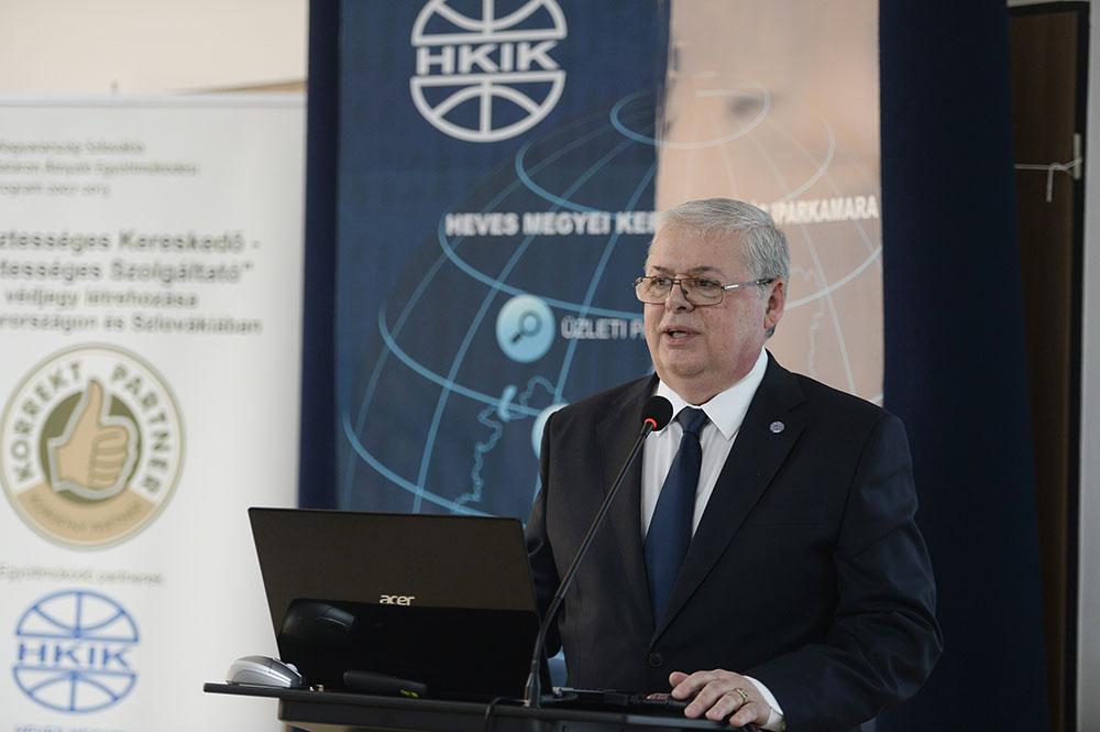 Dr-Bánhidy Péter HKIK Elnök