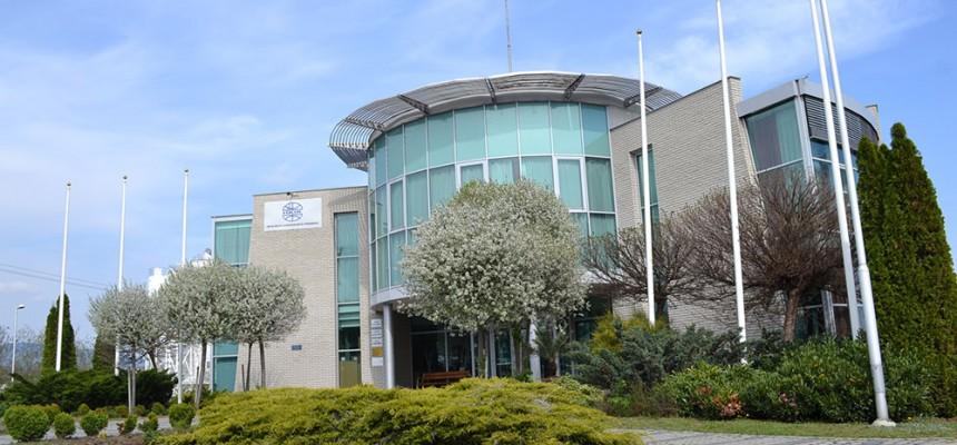 A HMKIK épülete