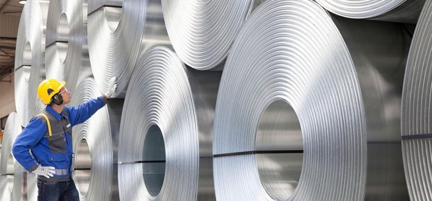 Gönyü - acélipari beruházás