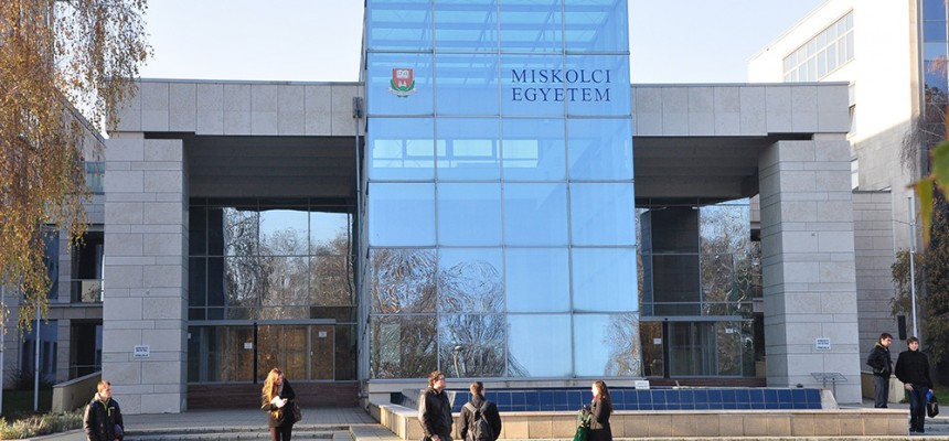 Miskolci Egyetem főépülete