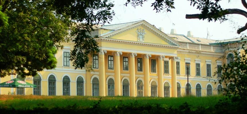 fóti kastély