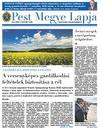 Pest Megye Lapja 2016. 05.