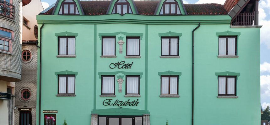 Elizabeth hotel Baja