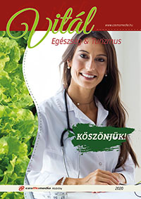 2020 Vitál magazin