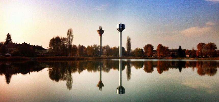 Lajosmizse Iskola-tó