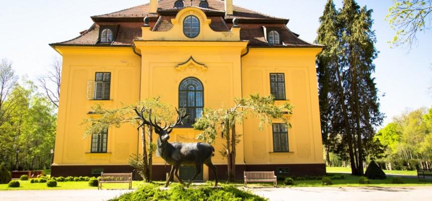 Karapancsai kastélypark