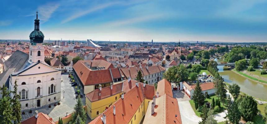 Győr városa