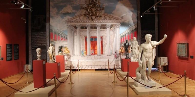 Pompeji kiállítás