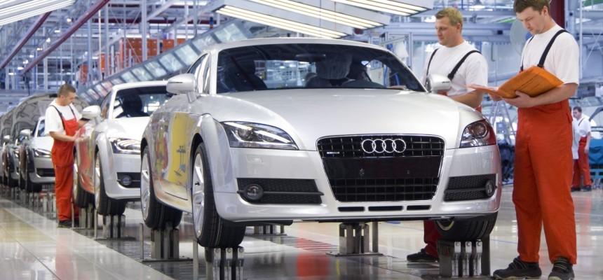 Audi - Győr