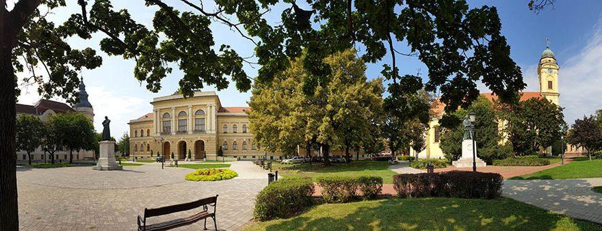 Szentes Kossuth tér